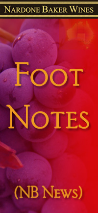 Foot Notes Banner